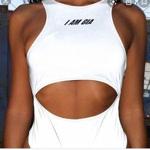 I.AM.GIA Reflective Bodysuit